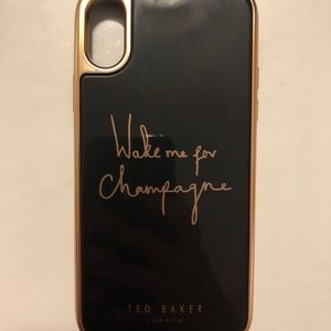 """15d9fe92e3aa Ted Baker Accessories - Ted Baker """"Champagne"""" iPhone X XS Case"""